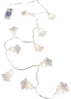 Светодиодная гирлянда Елка (белый) Bonprix