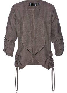 Пиджак (серо-коричневый) Bonprix