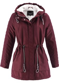 Куртка-парка (кленово-красный) Bonprix