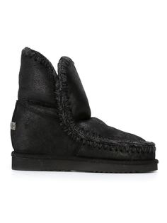 зимние ботинки  Mou