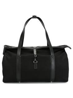 дорожная сумка с кожаной отделкой  Mismo