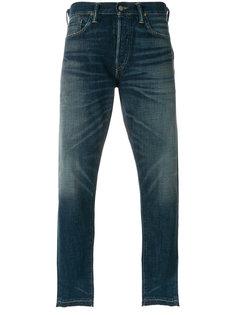 выбеленные джинсы прямого кроя Polo Ralph Lauren