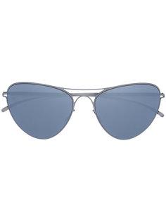 солнцезащитные очки с зеркальными линзами Mykita