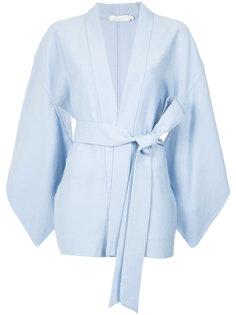kimono style blouse Giuliana Romanno