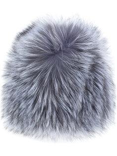 классическая шапка Yves Salomon Accessories