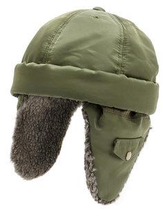 adjustable fur lined hat  Ca4la