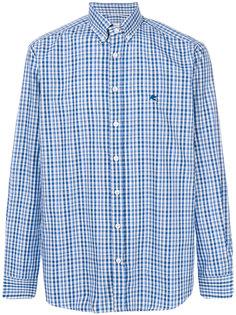 рубашка с узором в клетку Etro