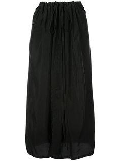 юбка миди на завязках Atlantique Ascoli