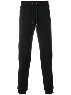 спортивные брюки с логотипом Versace Jeans
