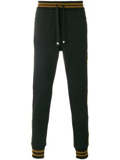 спортивные брюки Heraldic Sicilia Dolce & Gabbana