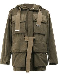 military jacket  Maison Mihara Yasuhiro