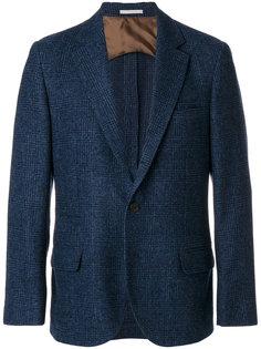 твидовый пиджак  Brunello Cucinelli
