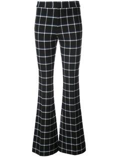 расклешенные брюки Derek Lam 10 Crosby