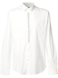 рубашка с заклепками Les Hommes Urban