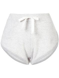 Steffy shorts Morgan Lane