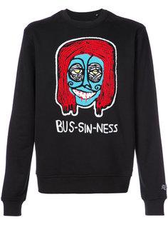 Bus-sin-ness sweatshirt Haculla