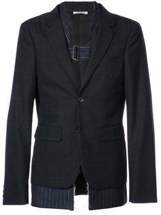 куртка в клетку Comme Des Garçons Homme Plus