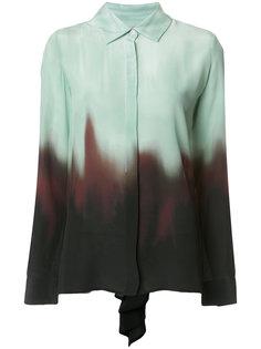 ombré print shirt Rosetta Getty