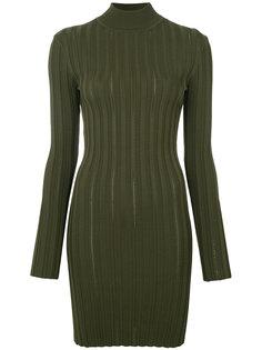платье с открытой спиной  McQ Alexander McQueen
