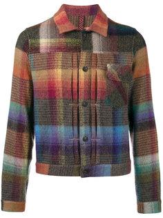 куртка в клетку рубашечного типа Missoni