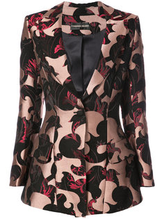 structured suit jacket Christian Siriano