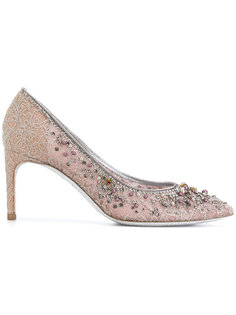 embellished pumps René Caovilla
