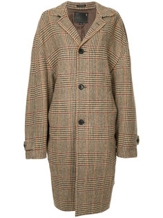checked coat R13