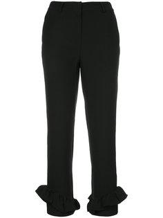 укороченные строгие брюки  Elaidi