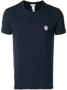 футболка с принтом логотипа Dolce & Gabbana Underwear