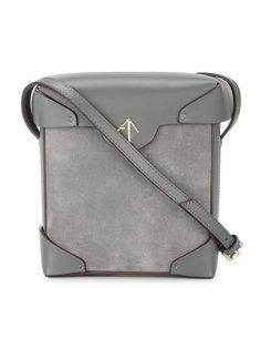 мини-сумка через плечо Pristine Manu Atelier