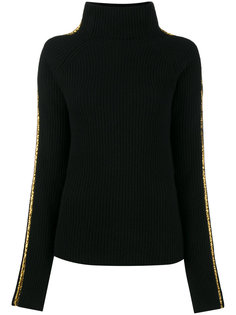 вязаный свитер с отворотом  Haider Ackermann