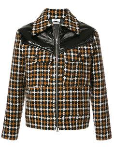 куртка в клетку Kurt Cmmn Swdn