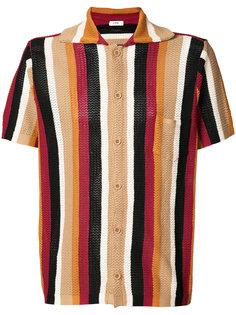 рубашка в полоску Cmmn Swdn