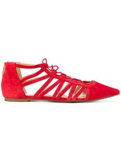 ботинки по щиколотку Michael Kors