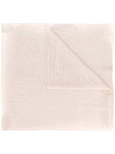 длинный шарф Brunello Cucinelli