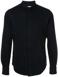 классическая приталенная рубашка Estnation
