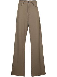 широкие брюки Lanvin