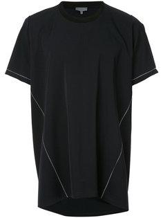 асимметричная футболка Lanvin