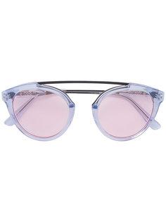 leaning flower sunglasses Westward Leaning