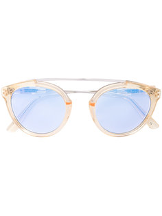 Flower Browns 2 sunglasses  Westward Leaning