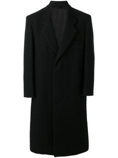 пальто мешковатого кроя Raf Simons