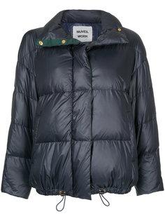 padded coat Muveil