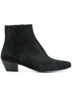 ботинки с заостренным носком Common Projects