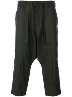 классические укороченные брюки Y-3