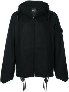 приталеннная куртка на молнии Y-3