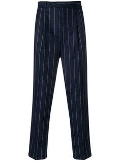 брюки в полоску Lc23