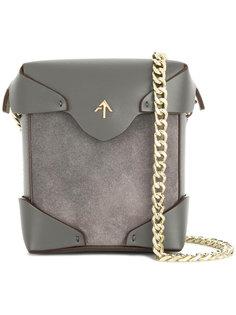 box shoulder bag Manu Atelier