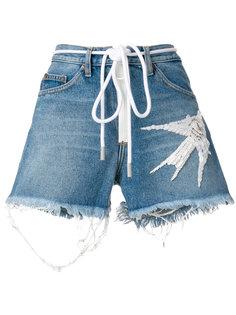 шорты с отделкой  Off-White