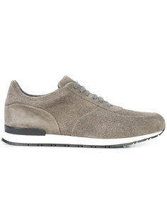 suede sneakers  Wings+Horns