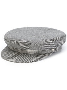 houndstooth baker boy hat Manokhi